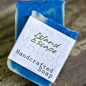 ISLAND ESCAPE SOAP Handcrafted Soap